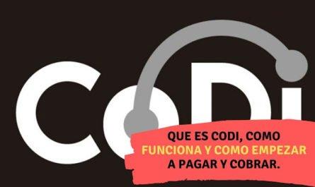Que es CODI, como funciona y como empezar a pagar y cobrar. - Financiero Millennial