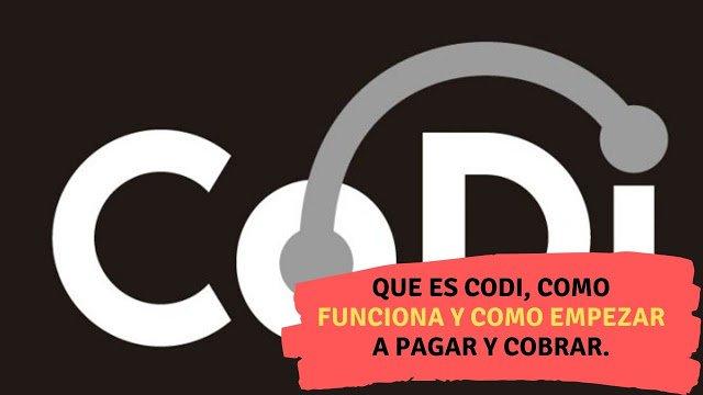 Todo sobre CODI, que es, como funciona y como empezar a pagar y cobrar.