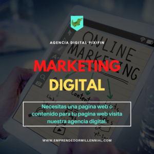 Agencia de Marketing Digital Pixifin