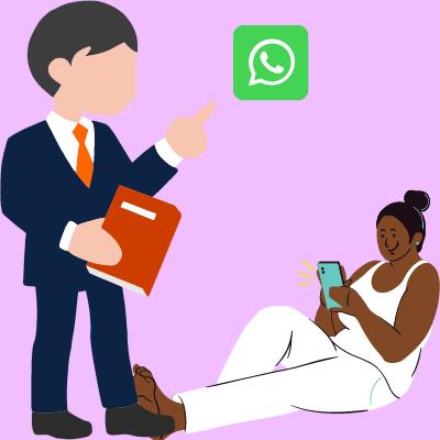Asesoría personal financiera por Whatsapp