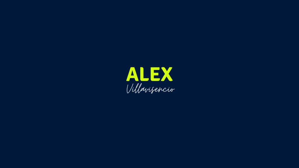 Sobre Alex Villavisencio